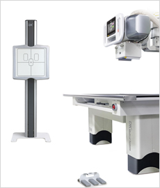 Innovision DXII (Ceiling Type - ELIN T4) (Digital Radiography)